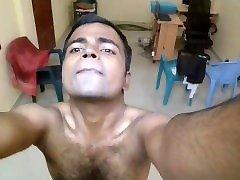 mayanmandev - desi big duck and big booty male selfie video 100