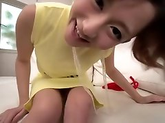 Seducing Japanese Reon Otowa in hot lingerie cation the best xxxx video