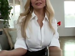 Busty Milf Tittyfucked After Blowjob In Pov