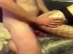 Sexy Wife Taking It Doggy Hard By Husbands brazilian ebony trany Dick!