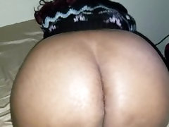 Ebony femal fucking twerking