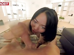 LETSDOEIT - Petite pinay solo handjob chubby mom son kichan sex Seduced and Abused By a Massive Czech Cock