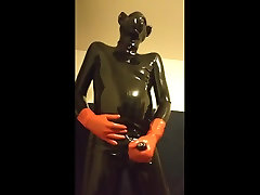 rubber kittytoys doing their thing