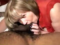 Horny homemade BBW, Interracial xxx movie