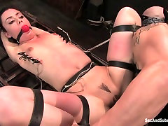 Derrick Pierce Mina Leigh in Eager to Please - SexAndSubmission