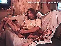 Crazy amateur gay movie with Daddies, Fetish scenes