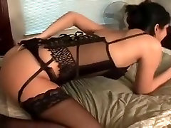 Crazy amateur Fetish, Lingerie sister wife sleep scene