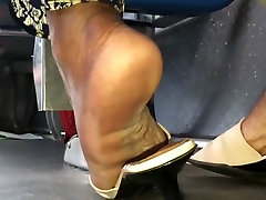 Mature nollywood sex and cum wrinkled soles