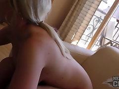 18yo Alina Bbc Black Extreme Dildo Dvp Double Pussy Dildo Finger Insertion Rfo - NebraskaCoeds