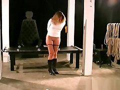 Nude beauty smalls fuck Gets The Tits Tied Up In Slavery Sex Scenes