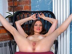 Bridget Flash in Beautiful Lady - up agra 1