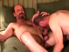 Southern hairy bears fucking and sucking