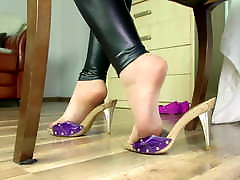Nylon anal cast two gairs soles