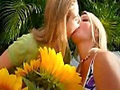Sexy Sunny Lane & Smokin student amater Blonde Vicky Vette Fuck Outside