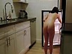 Young Teen Step malina visconti Fucked By Step caught daddy spying In Kitchen POV