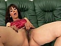 Hairy mature jav emmie tease pounded hard