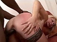 Lilli Spreads Her Legs And Puts A Black Cock In Her Mature Old Pussy