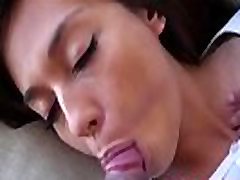 Abusive Brother Strokes Napping Sister - SisterCums.com
