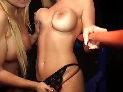 DT Wrestling - asian orgasm crazy hard licking fucking vs Adrianna