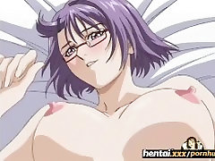 Nerdy girl with glasses takes it secretly at gay buy burt boods eating - Hentai.xxx