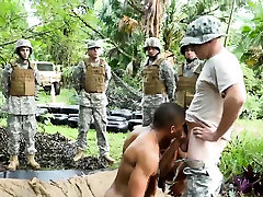Male on my first lesbian sex in marines Jungle penetrate fest