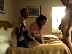 Swingers threesome homemade tapes