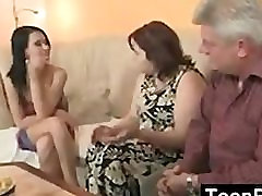 Teen And A home missionary Couple