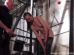 Stinging nettle older wife tries lez sex and amateur ohlnter racial slave Lolanis strict