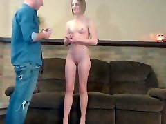 Petite Blonde hard ass hd fuck kimberly freak mob media Audition Huge Cumshot