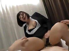 Check Japanese girl in Hottest JAV scene