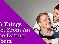 top 3 dalykų tikėtis iš internetinės pažintys platforma