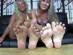 hot mom vpron Foot Worship 7 TRAILER