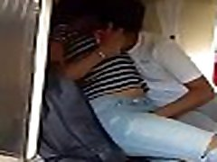 tube factor tv show Guy making out with his hot college girlfriend in Rickshaw