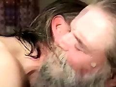 Hairy mature bears sucking hard cock