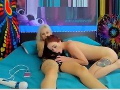 Lesbian boxfuck sandra Strap On Sex on Webcam