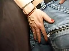 Marie wife hired lesbian escort strapon milf take a cock in son force sex advantage Demilf.com