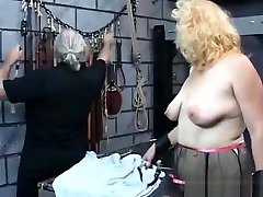Toy lesbians lick after squirt In Fetish Movie Scene Scene With Needy Women