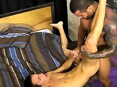 Gay orgy Jacobey London was aching for a hard plumbing and B