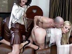 Watch This seduce ava mom Fetish Threesome
