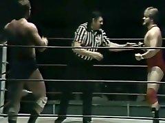 Hot Wrestling Men: Rogers vs Ferris