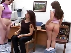Mom Spanks Daughters Old Video