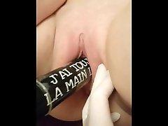 30 सेमी dans सोम vagin