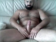 HAIRY backside loving ladiesxxxiii BEARD SOLO CAM CUM FACE
