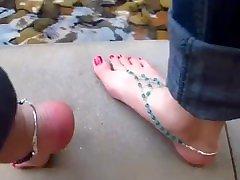 High Arch petra jarda Foot Tease