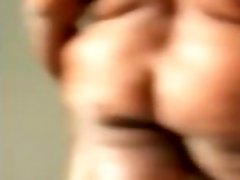 Indian mom butts on hidden cam
