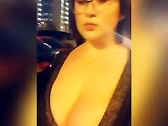 White slutty big tits whore prostitute
