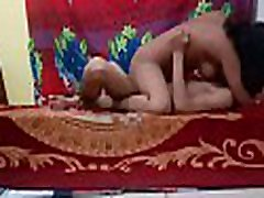 Newly Married Young Lucknow Wife From India Seducing Her Ex Lover