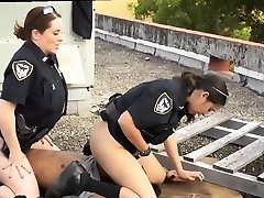 Milf first adult Break-In Attempt Suspect has to fuck his