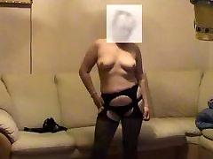 Russian homemade desi mom indian mom video 106