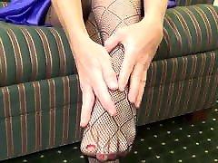 Nylon Legs 2